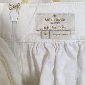 kate spade Skirts - KATE SPADE Colorblock Coreen Skirt Striped